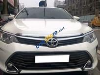 Bán Toyota Camry 2.5G 2015, màu trắng. Xe chính chủ