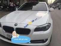Bán xe BMW 528i đời 2012, màu trắng, xe nhập