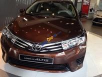 Cần bán xe Toyota Corolla Altis 1.8G đời 2016, 747tr