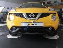 Cần bán xe Nissan Juke đời 2015, màu vàng, nhập khẩu