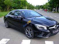 Cần bán xe Mercedes CLA 200 đời 2014, màu đen, nhập khẩu nguyên chiếc