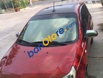 Bán ô tô Daewoo Gentra X AT đời 2010, màu đỏ