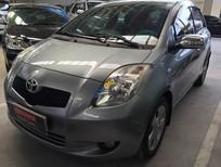 Bán Toyota Yaris 1.3AT năm 2008, màu bạc, xe nhập, 500 triệu