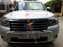 Bán Ford Everest Limited 2010, màu bạc