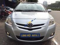 Long Việt Auto 2 bán Toyota Vios G 2008, màu bạc ít sử dụng