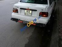 Xe Kia Pride đời 1996, màu trắng, nhập khẩu, giá chỉ 52 triệu