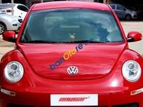 Bán ô tô Volkswagen Beetle 1.6AT năm 2009, màu đỏ
