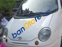 Bán xe Daewoo Matiz MT đời 2005, màu trắng