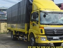 Bán xe tải nặng Thaco Auman 8t, 9t,10t, 12t, 13t, 17t, 18t chính hãng T10/2016