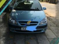 Cần bán lại xe Hyundai Getz đăng ký 2008, màu xanh lam nhập khẩu nguyên chiếc, giá 235 triệu