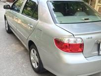 Tôi cần bán chiếc xe TOYOTA VIOS 1.5 G đời cuối 2005màu bạc, LH:01643549970