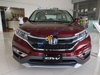 Cần bán xe Honda CR V 2.0 đời 2016, màu đỏ