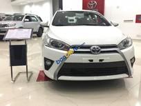 Bán Toyota Yaris 1.5G sản xuất 2016, màu trắng