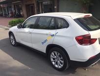 Cần bán xe BMW X1 đời 2010, màu trắng, nhập khẩu, giá tốt