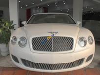 Bán ô tô Bentley Continental Flying Spur đời 2009, màu trắng, nhập khẩu nguyên chiếc