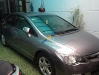 Cần bán lại xe Honda Civic 2.0 đời 2006, màu bạc, xe nhập số tự động, giá tốt