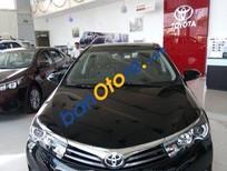 Bán ô tô Toyota Corolla Altis 2.0 MT đời 2016, màu đen, giá tốt