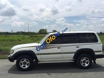 Cần bán xe Toyota Land Cruiser 1993, màu trắng