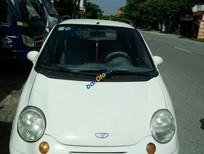 Bán Daewoo Matiz năm 2002, màu trắng, giá 75tr