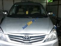 Cần bán Toyota Innova J đời 2008, màu bạc chính chủ