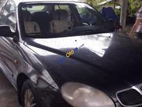 Cần bán Daewoo Leganza đời 2000, màu đen