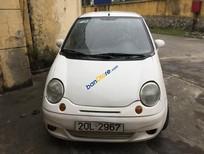 Bán Daewoo Matiz đời 2004, màu trắng, nhập khẩu