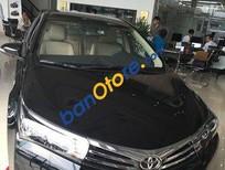 Bán xe Toyota Corolla altis 1.8 MT năm 2016, màu đen