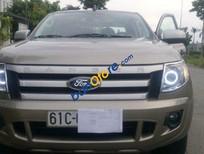 Cần bán Ford Ranger đời 2013, màu vàng
