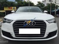 Cần bán Audi A6 1.8TFS đời 2015, màu trắng, xe nhập