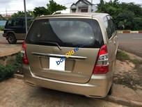Bán ô tô Toyota Innova J đời 2008, màu vàng