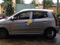 Cần bán gấp Kia Morning SLX 2008, màu bạc, xe nhập