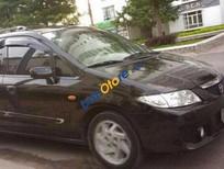 Bán xe Mazda Premacy đời 2004, màu đen số tự động
