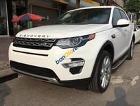 Bán ô tô LandRover Discovery Sport 2.0AT đời 2015, màu trắng, nhập khẩu nguyên chiếc
