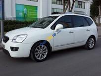 Bán Kia Carens SX 2.0 AT đời 2011, màu trắng