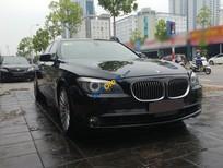 Cần bán xe BMW 7 Series 750LI sản xuất 2010, màu đen, nhập khẩu