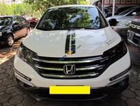 Kiên Cường Auto cần bán gấp Honda CR V 2.4L năm 2013, màu trắng, xe nhập