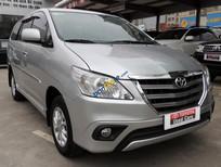 Toyota Cầu Diễn bán Innova G 2014 màu bạc