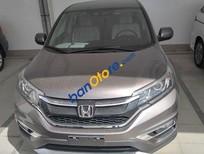 Bán Honda CR V 2.0 đời 2016, màu xám