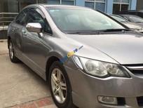 Bán Honda Civic 2.0 AT đời 2008, màu xám, nhập khẩu