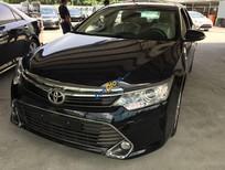 Bán ô tô Toyota Camry 2.5G đời 2016, màu đen