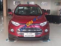Bán Ford EcoSport đời 2016, màu đỏ, giá tốt