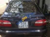 Cần bán xe cũ Toyota Corolla 1.6 GLi đời 2001, màu xanh lam, nhập khẩu nguyên chiếc