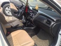 Cần bán lại xe Honda City 2016, màu trắng, 585tr