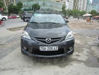 Bán xe Mazda 5 2.0AT 2009, màu xám, xe nhập
