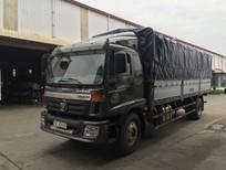 Bán Thaco AUMAN C160 đời 2016, màu xám, nhập khẩu, giá 619tr