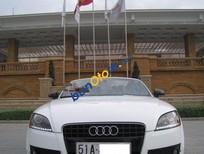 Cần bán gấp Audi TT AT đời 2010, màu trắng, nhập khẩu, xe cũ