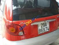 Bán ô tô Daewoo Matiz 2005, màu đỏ, giá tốt