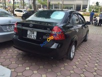 Bán Daewoo Gentra SX đời 2007, màu đen, nhập khẩu chính hãng, 215 triệu