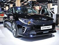Kia Optima all new 2016 (K5), hỗ trợ mua trả góp từ 70 đến 80% giá trị xe