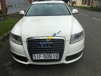Salon Ô Tô Lâm Phát bán Audi A6 đời 2010, màu trắng, nhập khẩu chính hãng